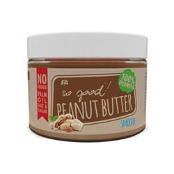 FITNESS AUTORITY PENAUT BUTTER 350G