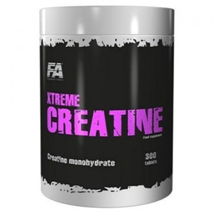 FITNESS AUTORITY XTREME CREATINE 300 K