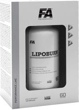 Fitness Authority Lipoburn 60kap