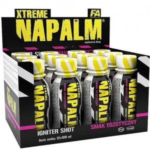 FITNESS AUTORITY NAPALM SHOT 60ML