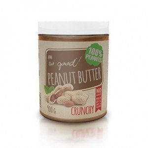 FITNESS AUTORITY PENAUT BUTTER CRUNCHY 1KG