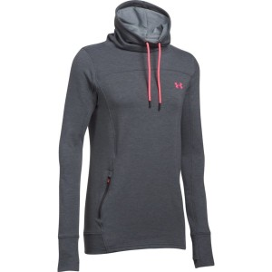 UNDER ARMOUR FEATHERWEIGHT FLEECE SLOUCH  1293020-091