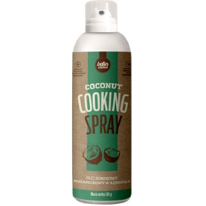TREC BETTER CHOICE COCONUT COOKING SPRAY - 201G
