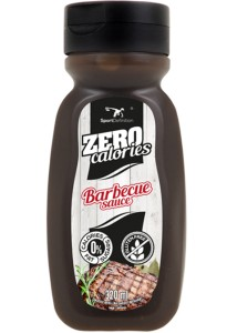 SPORT DEFINITION ZERO CALORIES BARBECUE SAUCE 320ML