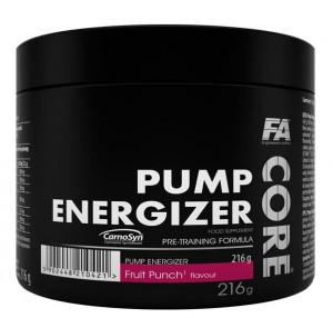 FITNESS AUTORITY PUMP ENERGIZER 216G