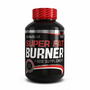 BIOTECH SUPER FAT BURNER 120 kaps