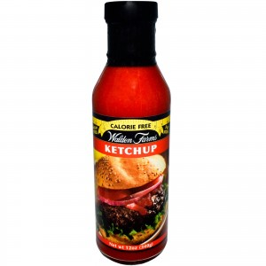WALDEN FARMS KETCHUP - 340 ML