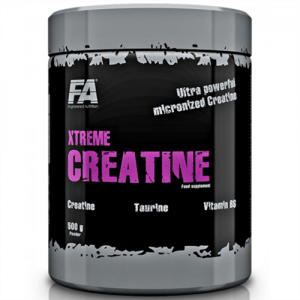 FITNESS AUTORITY XTREME CREATINE 500G